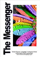 Messenger Summer 2013