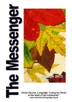 Messenger Autumn 2013