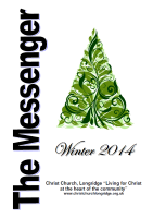 Messenger Winter 2014