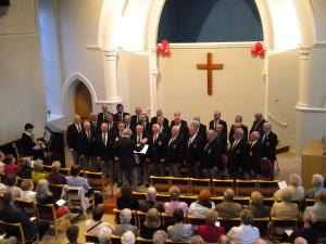 Choir Concert for Christian Aid 2015