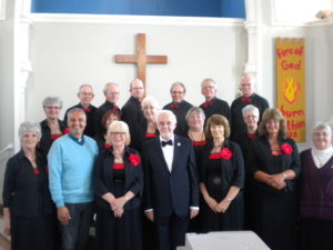 Music in the Afternoon for Christian Aid 2016