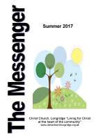 Messenger Summer 2017