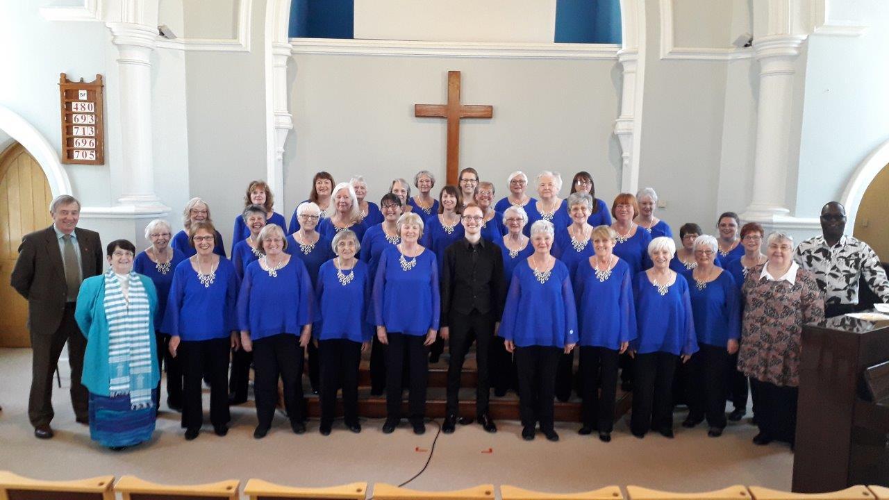 Rossendale Ladies Choir - 'A Great Sister Act!'