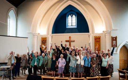 Christ Church 25th Anniversary 2014