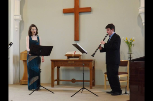 Lunchtime Concert 2014 - Moments of Meditation