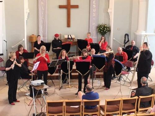 Music in the Afternoon for Christian Aid 2017